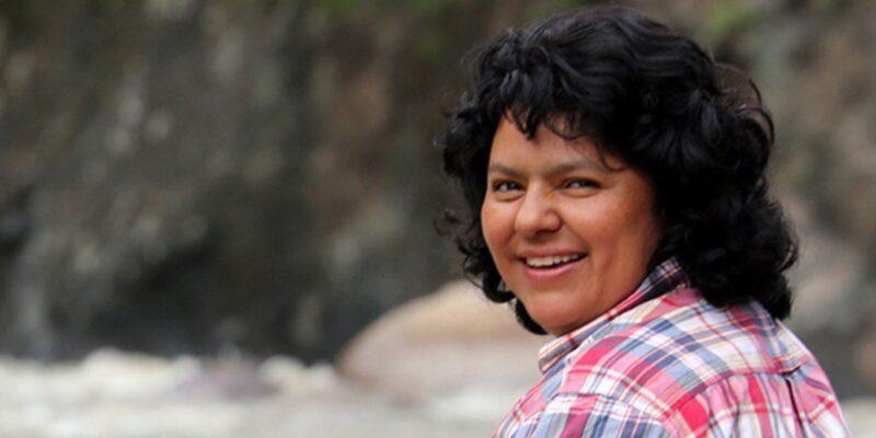 Berta Cáceres ambientalista honduregna assassinata per il suo attivismo