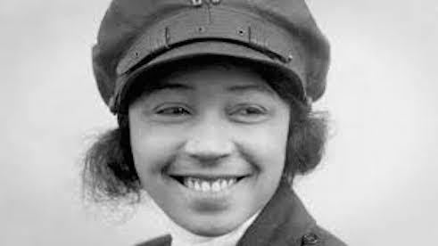 Bessie Coleman prima pilota nera