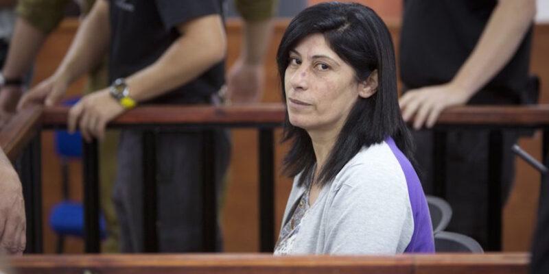 Khalida Jarrar la donna di cui Israele ha paura
