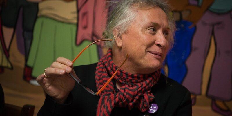Porpora Marcasciano attivista transfemminista