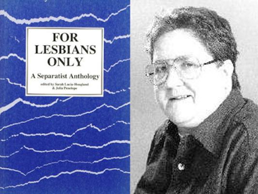 Julia Penelope scrittrice e attivista lesbica