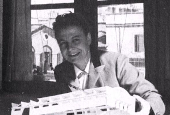 Elena Luzzatto prima donna laureata in architettura in Italia
