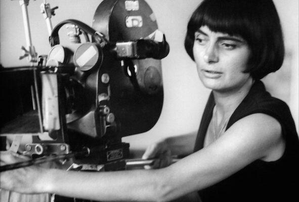 Agnès Varda prima regista femminista
