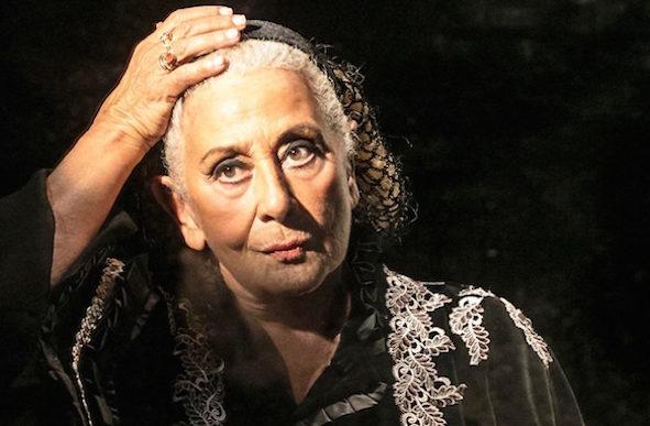 Isa Danieli la storia del teatro italiano