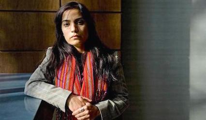 Malalai Joya attivista afghana