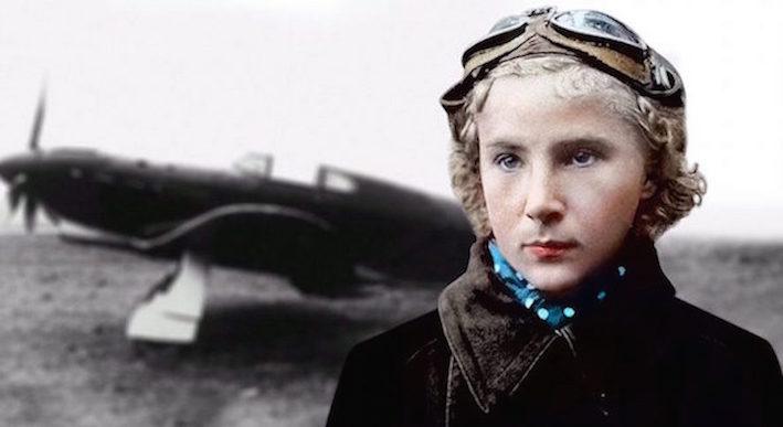 Lidija Litvjak la più grande aviatrice da caccia della storia