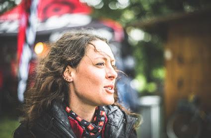 Valentina Brunet viaggiatrice solitaria