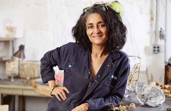 Ghada Amer artista femminista egiziana