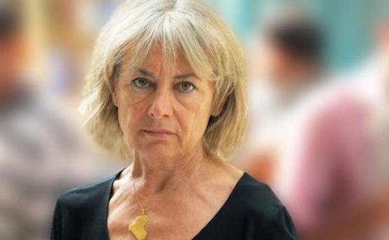 Giuliana Sgrena giornalista e scrittrice