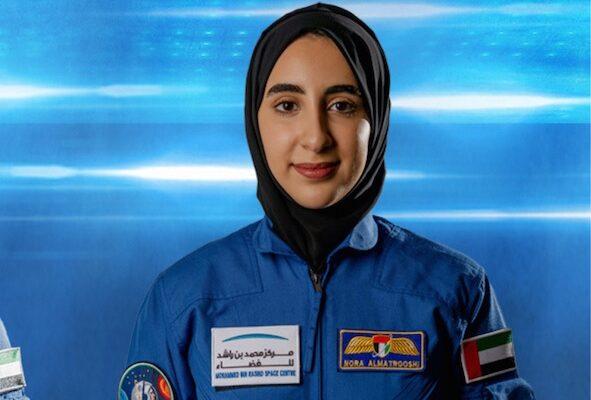 v prima astronauta araba