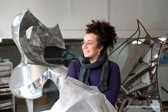 Rosaria Iazzetta artista