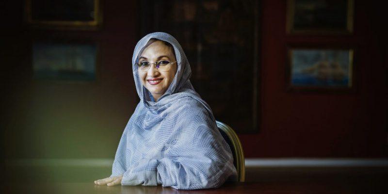 Aminatou Haidar attivista sahrawi