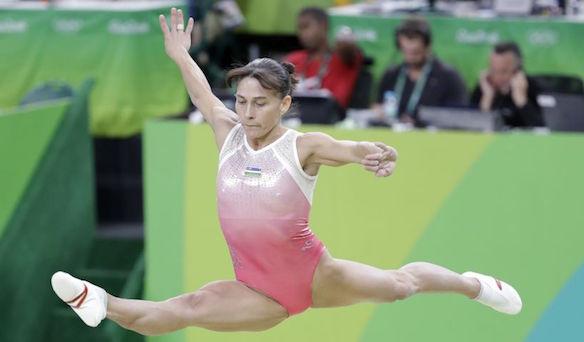 Oksana Čusovitina