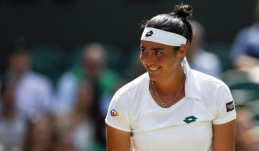 Ons Jabeur tennista tunisina