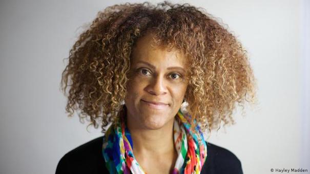 Bernardine Evaristo scrittrice e accademica femminista